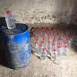 На Рівненщині знову виявили фальсифікований алкоголь