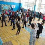 В Козинській ОТГ діти зустрілися з учасницею Олімпійських ігор