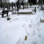 На Рівненщині за наругу над могилою відкрито кримінальне провадження