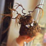 У Рівному перукарі-початківці створили яскраву весняну колекцію
