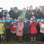 Петро Порошенко на Рівненщині відкрив новозбудоване приміщення дошкільного підрозділу Обарівського ліцею