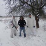 Із Косово, через сніги та загороджувальні паркани, до дівчини у Рівне