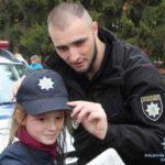 Правила поведінки на дорозі та в побуті нагадали поліцейські школярам Рівного