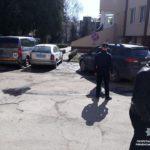 У Рівному водія, який умисно спричинив ДТП, затримали патрульні