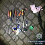 У Рівному затримали на «гарячому» крадіїв зі Львова