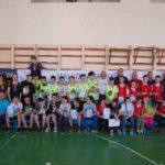 В Рівному відбувся дитячий фестиваль з доджболу