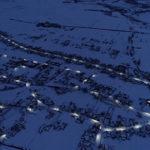 На Рівненщині освітлено всі вулиці двох сіл