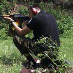 Поліцейські Рівненщини відточували майстерність зі стрільби з автомата