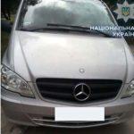 На Рівненщині поліцейські виявили авто, яке викрали на Волині