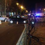 У ДТП постраждав велосипедист (ФОТО)