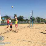 У першості ГУНП з пляжного волейболу перемогла команда Млинівського відділення поліції