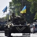 До Рівного із зони проведення антитерористичної операції повернулися військовослужбовці Рівненського гарнізону