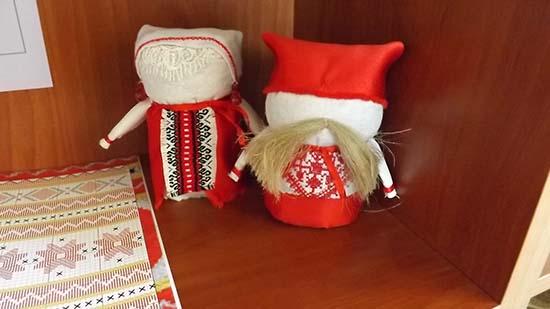 У Рівному триває виставка самобутніх виробів – «Лялька – мотанка – унікальний оберіг»