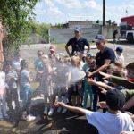 Рятувальники Рівного провели ознайомчу екскурсію для школярів