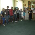 У Рівному бібліотека для молоді провела захоплюючу грецьку вечірку