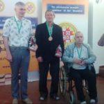Спортсмен з Рівненщині виборов призові місця на чемпіонаті Європи