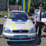 Дільничний офіцер із Млинівщини отримав службове авто