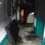 У Рівному підпалили квартиру. Внаслідок пожежі постраждали двоє людей