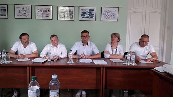 У Рівному обговорили важливість створення наглядових рад на комунальних підприємствах