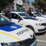 Групи реагування поліції охорони Рівного отримали нові автомобілі