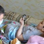 Ліки на понад 43 тисячі гривень закупили поліцейські області онкохворим діткам