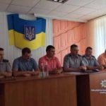 Поліцію у двох районах області очолили нові керівники