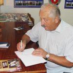 У Рівному ветеран органів внутрішніх справ дебютував як письменник