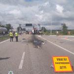 Унаслідок ДТП на трасі Київ – Чоп загинули 10 людей та ще 10 травмовано