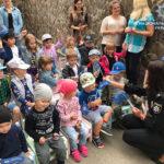 Рівненський дитячий садок приймав гостей у погонах