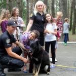 Поліцейські Рівненщини завітали у «Електронік»