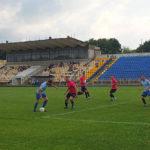 В Рівному футбольна зустріч між командами учасників АТО завершилась нічиєю