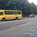 Під колесами автобуса загинув 40-річний рівнянин
