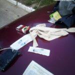 Патрульні затримали чоловіка, який намагався передати наркотичні речовини в СІЗО