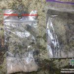 У рівнянок патрульні виявили наркотики