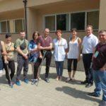 У Рівненському обласному госпіталі розпочала роботу перша в Україні інтенсивна програма терапії мови