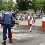 Рятувальники організували для дубровичан цікаву розважальну програму