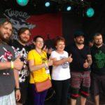 Фестиваль «Тарас Бульба» завершився виступами рок-гурту Kozak System
