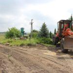 Рівненська ОДА розпочала будувати місцеві дороги. Перша – в Гощі