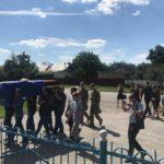 На Рівненщині перепоховали воїна АТО Микoлу Гумeнюка