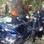На Рівненщині внаслідок ДТП загинуло двоє юнаків