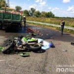 Поблизу Рівного у ДТП загинув 20-річний хлопець