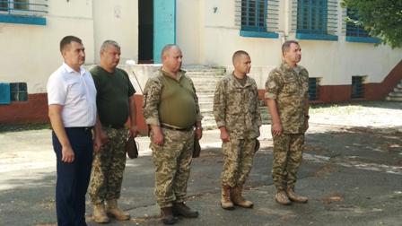 Військовослужбовці-розвідники відтепер дислокуються в Дубно