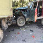 У Рівненському районі в ДТП постраждали військові