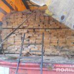 Понад шістдесят кубів незаконної лісопродукції вилучили минулої доби поліцейські