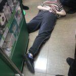 У Рівному п'яний відвідувач магазину розмахував пістолетом