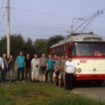 """У Рівному їздить """"найраритетніший"""" в Україні тролейбус"""