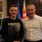 Кубок голови ОДА отримав рівненський спідвеїст Марко Левішин