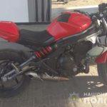Викрадений на Волині мотоцикл знайшли на Рівненщині