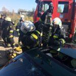 Рівненські рятувальники приймали участь у Міжнародних навчаннях