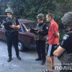 У Рівному поблизу Пагорбу Слави у рівнянина поліцейські вилучили боєприпаси